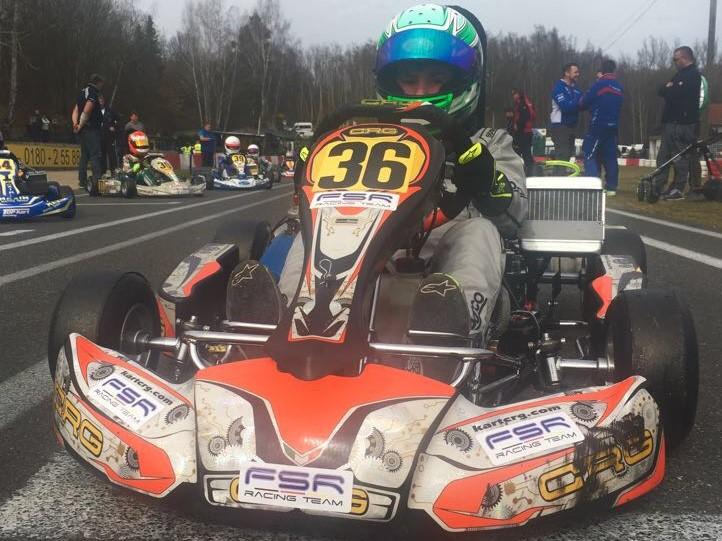 RL-Competition: Pablo Kramer gewinnt bei erstem Einsatz mit CRG