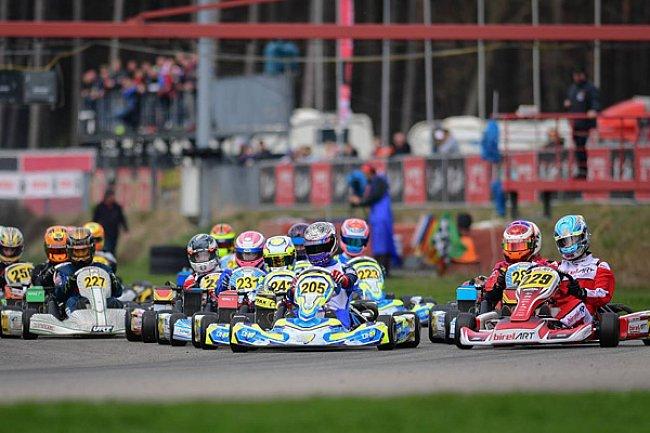 Zwei Siege für Deutschland bei ROTAX MAX Euro Challenge