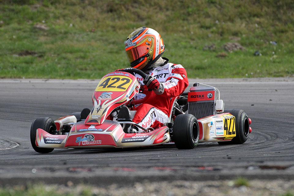 Solgat Motorsport bei RMC Open in den Top-Ten