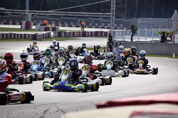 Kart Performance Racing stark beim Rotax Max Challenge Open