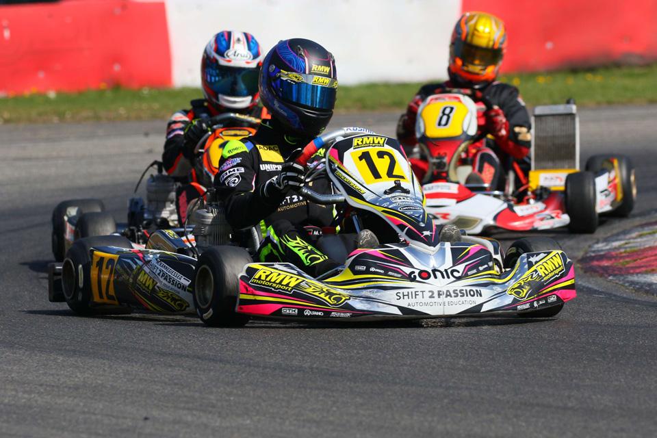 Starke Performance zum Auftakt für RMW Motorsport
