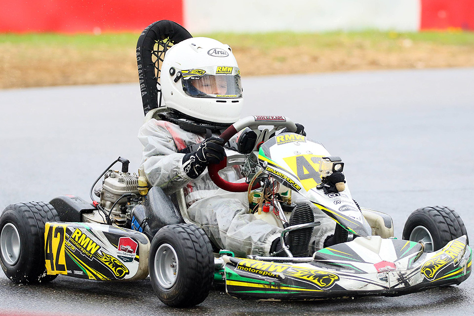 Wetterchaos für RMW motorsport beim Kerpener Oster Cup