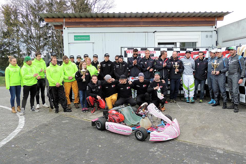 Eiseiligen beim GTC Saisonauftakt in Oppenrod