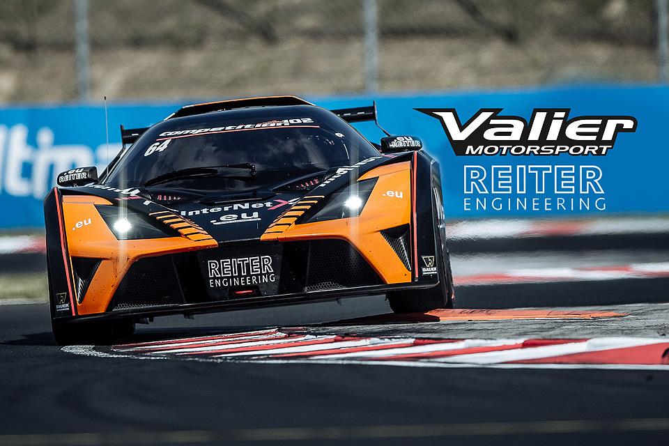 Valier Motorsport verkündet Kooperation mit Reiter Engineering