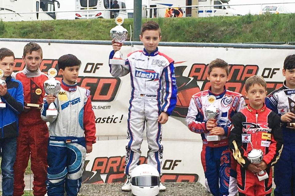 Doppelsieg für DS Kartsport im WAKC Liedolsheim