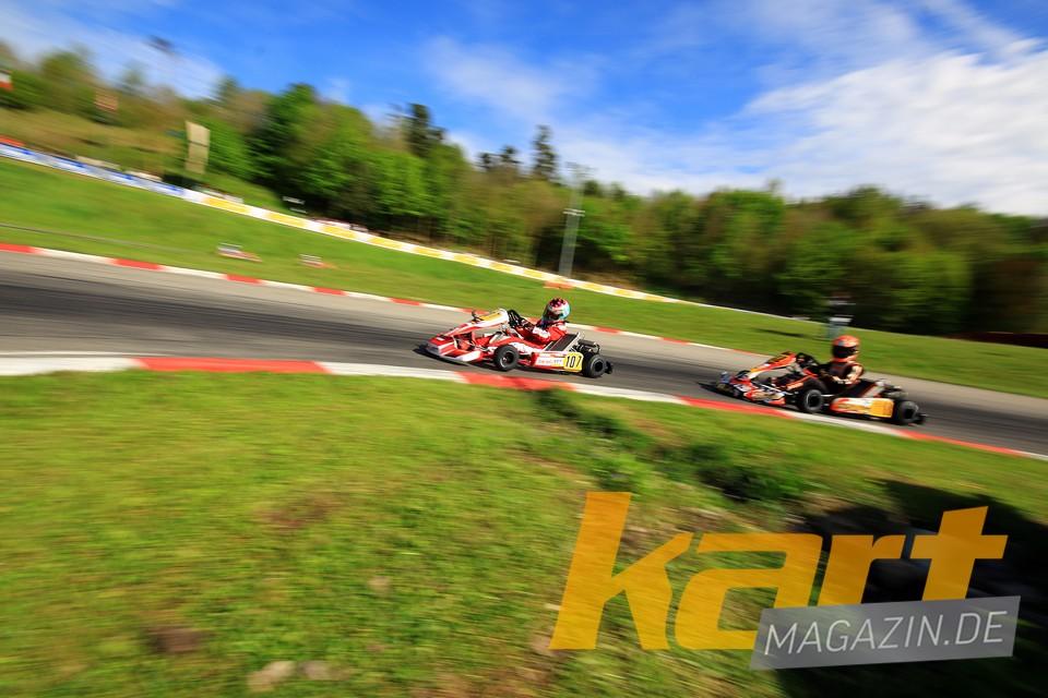 Deutsche Kart Meisterschaft Ampfing