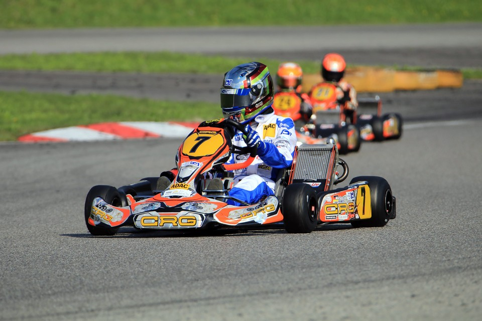 ADAC Kart Masters: RL-Competition siegt in Ampfing mehrfach