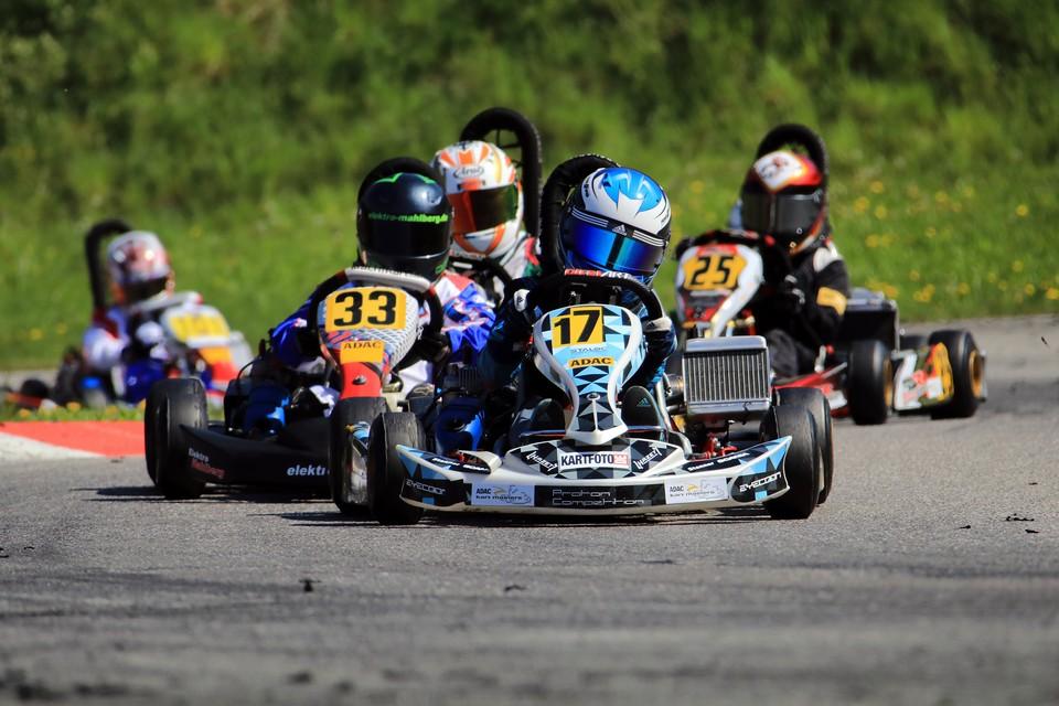 Solgat Motorsport mit eindrucksvollem Wochenende