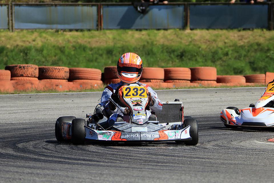 Pokalregen für RS Motorsport in Ampfing