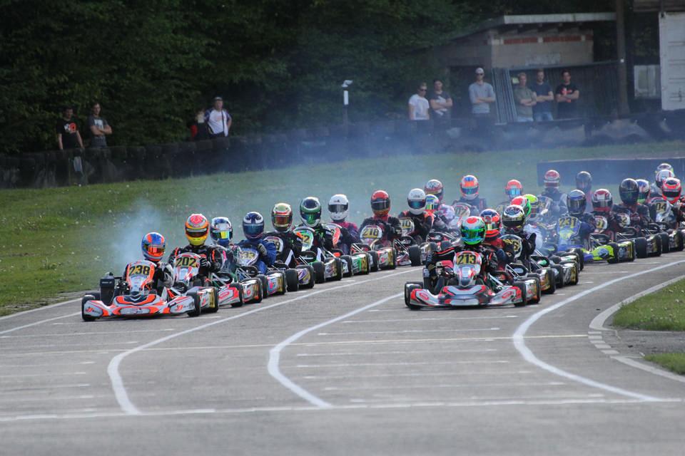 Spannender Saisonstart der ROTAX MAX Challenge Germany