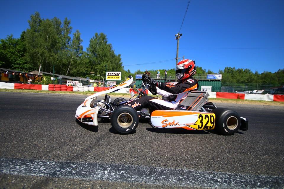 DSKC-Top-Performance für Kartshop Ampfing