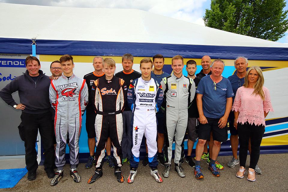 Valier Motorsport fährt schnellste Rennrunde