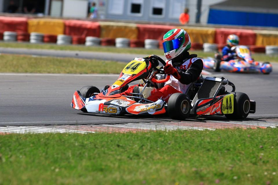 Top-Ten-Platzierungen für RS Motorsport in Wackersdorf