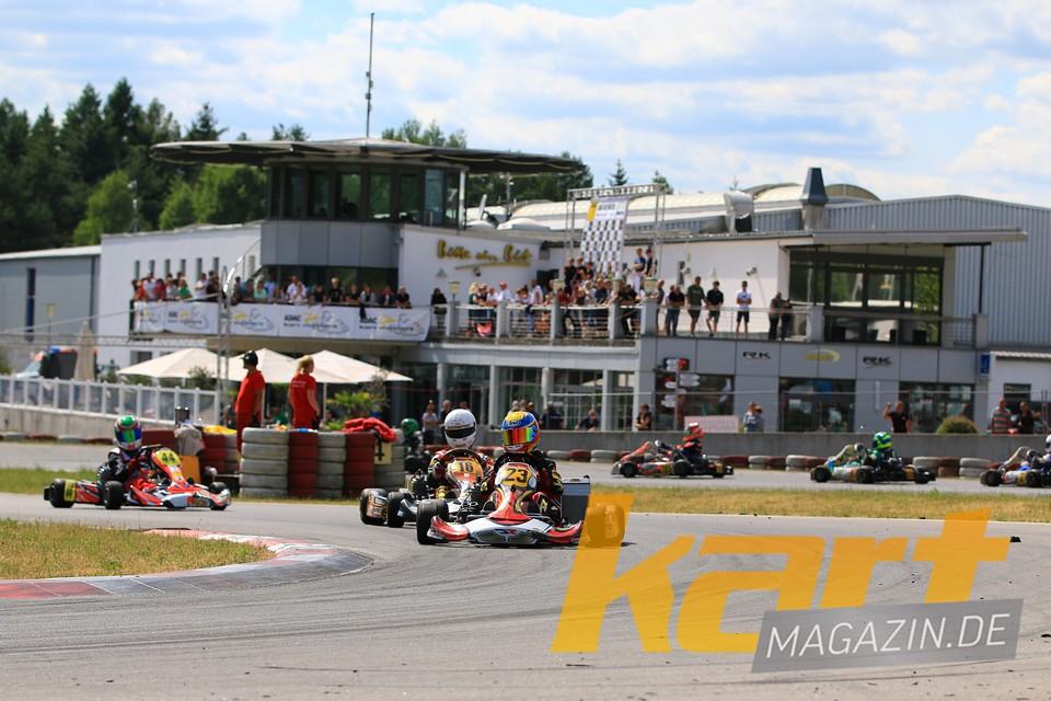 ADAC Kart Masters Wackersdorf