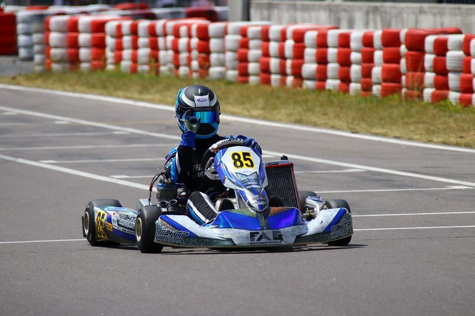 Perfektes Wochenende für HTP Kart Team in Wackersdorf