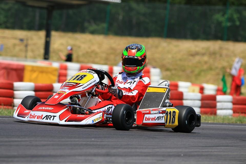 ADAC Kart Masters-Pokale für Solgat Motorsport