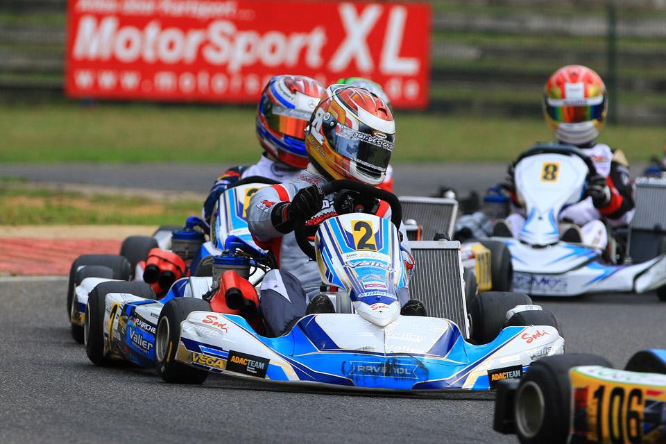 Valier Motorsport unterstreicht in Kerpen Siegesambitionen