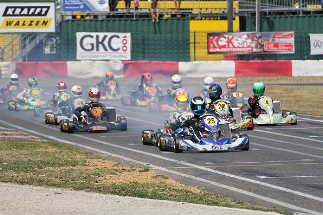 Heiße Rennen beim KCK-Sommercup in Kerpen