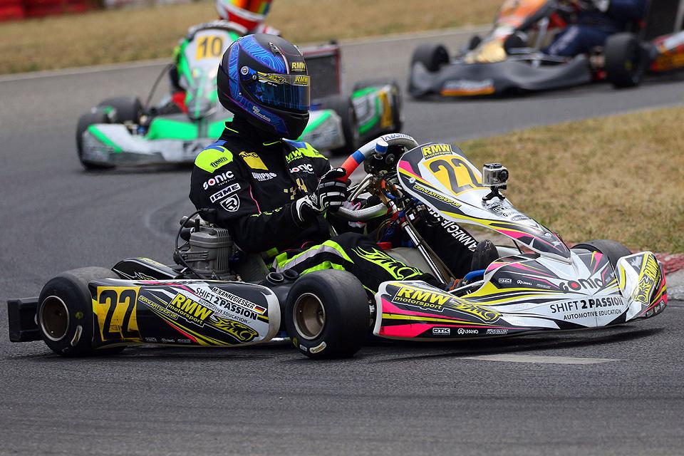 RMW motorsport beim Sommercup und der ADAC Kart Academy