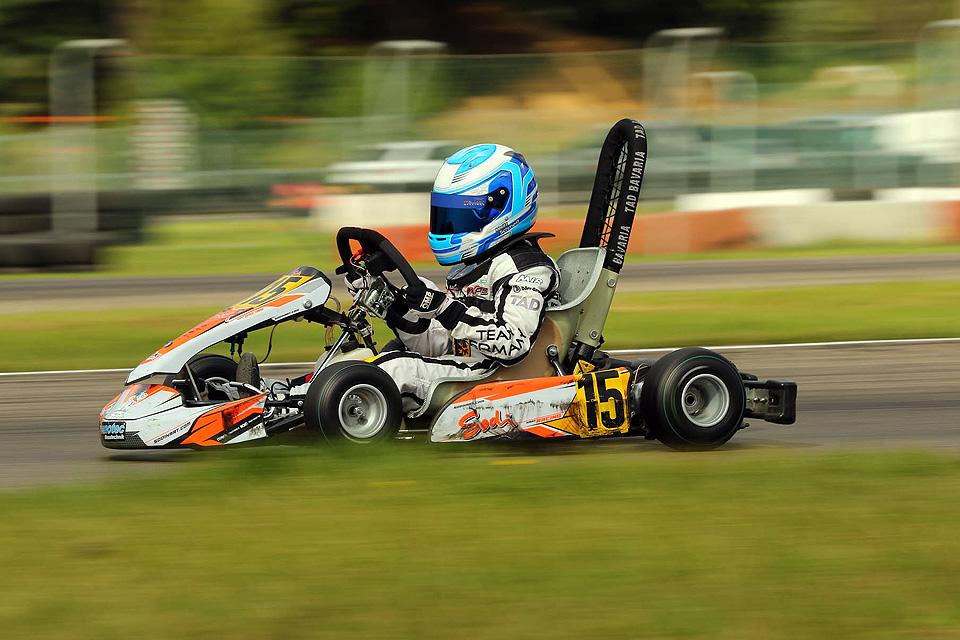 Beule Kart Racing-Team glänzt mit fünf Podestplätzen