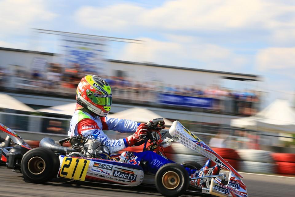 Mach1 Motorsport in Wackersdorf vom Pech gestoppt