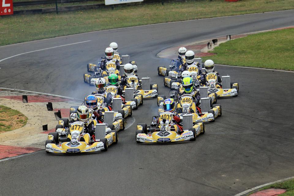 Neuer Sieger bei der ADAC Kart Academy in Kerpen