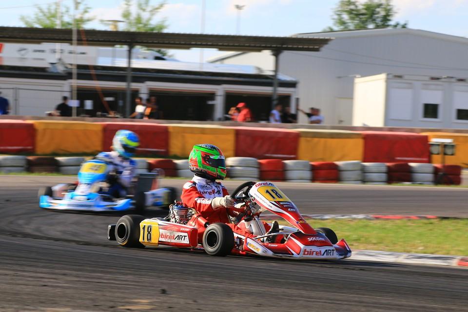 Solgat Motorsport fährt auf DKM-Podium