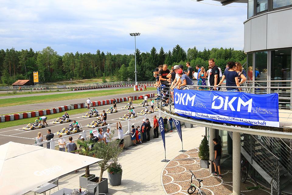 Deutsche Kart Meisterschaft Wackersdorf