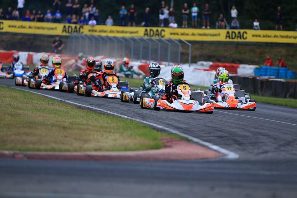 ADAC Kart Masters: Marek Schaller holt Pole-Position in Kerpen