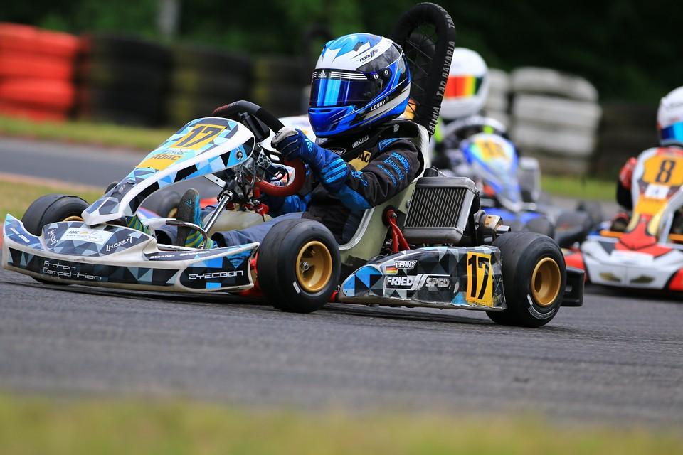 ADAC Kart Masters-Pokale für Solgat Motorsport in Kerpen