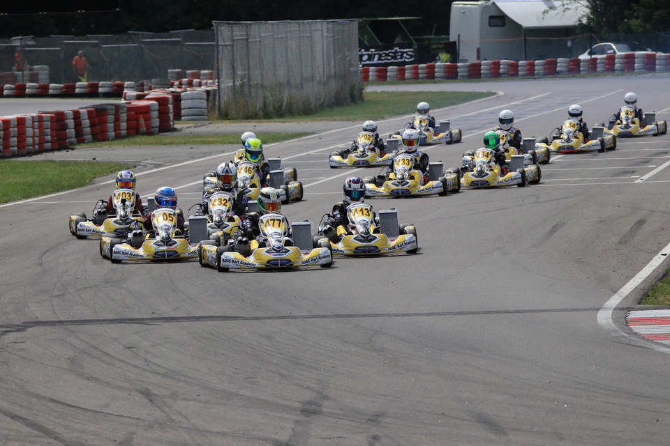 ADAC Kart Academy Wackersdorf