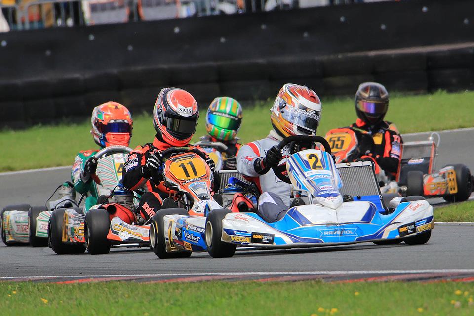 Valier Motorsport fährt in die Pokalränge