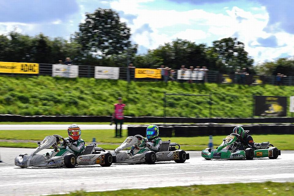 Auf und Ab für die RMW-Motorsport
