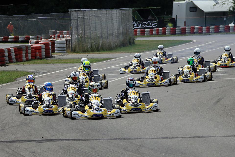 ADAC Kart Academy meets Kart-WM