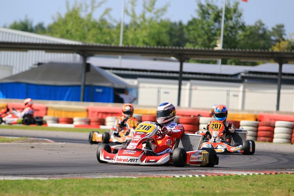 Solgat Motorsport zeigt überzeugende DSKM-Leistung