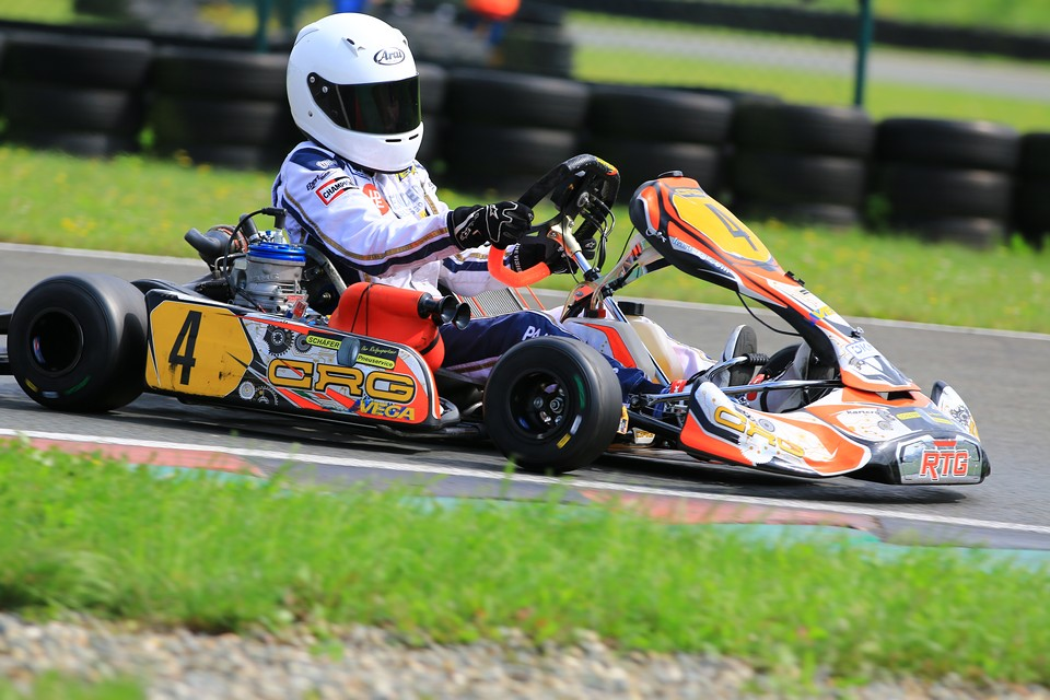 RTG Kartsport sammelt viele wichtige Punkte in Oschersleben