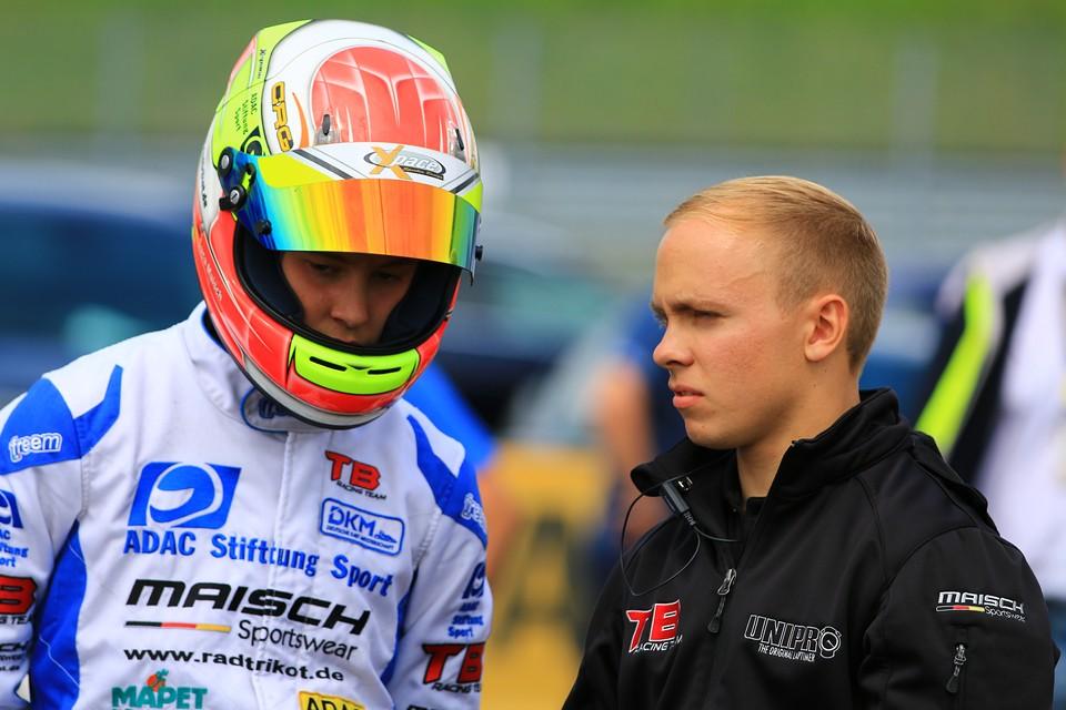 Luca Maisch bleibt im ADAC-Titelrennen