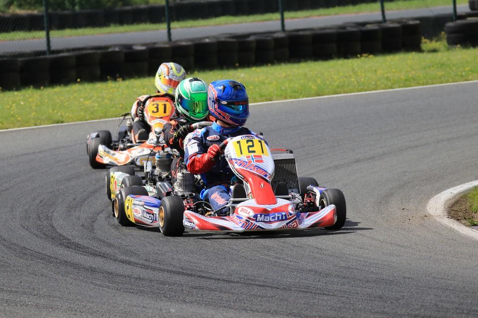 Mach1 Motorsport zwei Mal in den Top-Ten