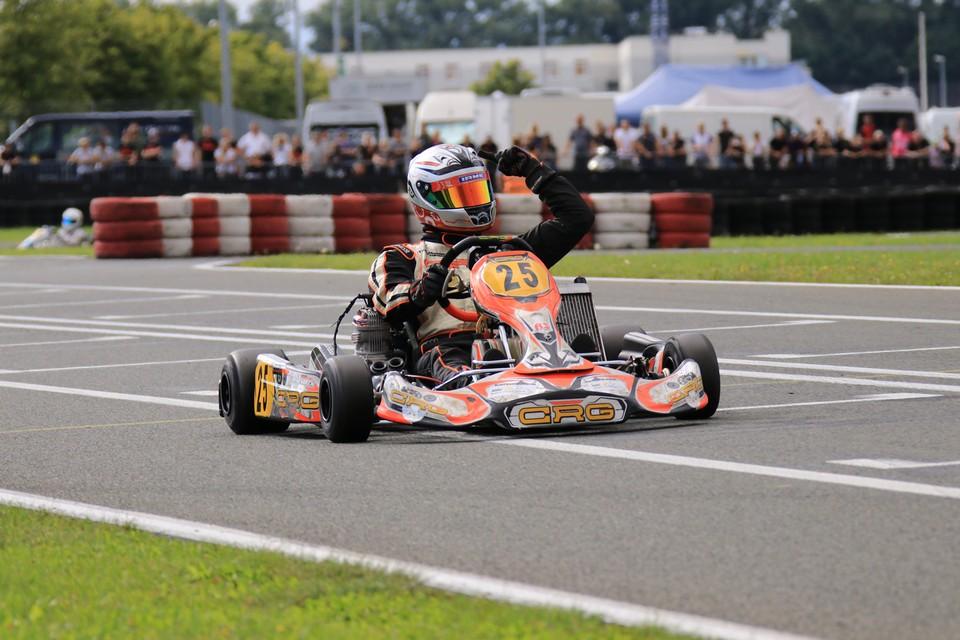 RS Motorsport rast in Oschersleben zum Sieg