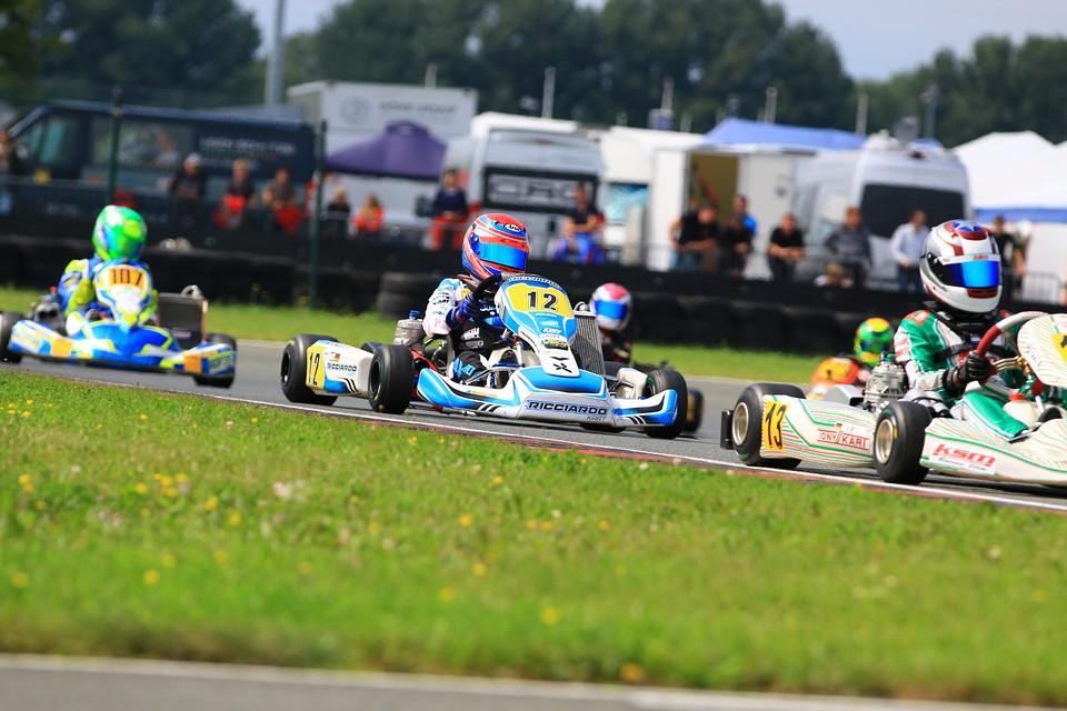 Solgat Motorsport überzeugt auch in Oschersleben