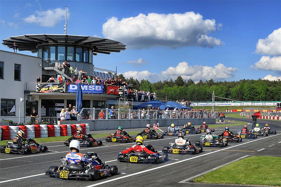 Die lange Historie der CIK-FIA Kart-Weltmeisterschaft