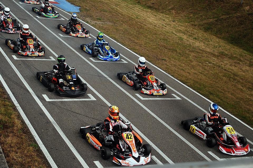 ACV Kart Nationals-Finale in Kerpen