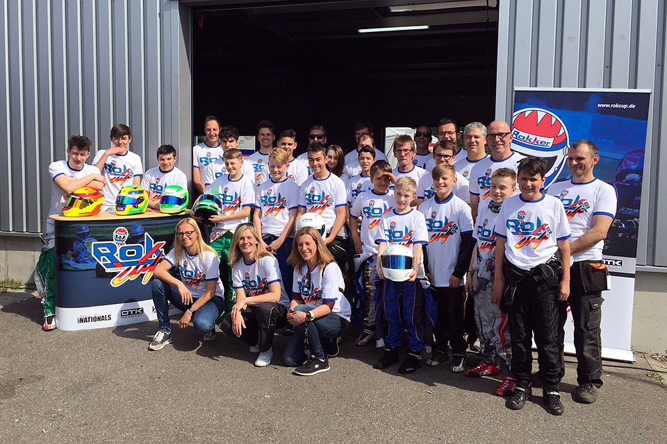 Spannung beim Rok Cup Germany-Finale in Kerpen