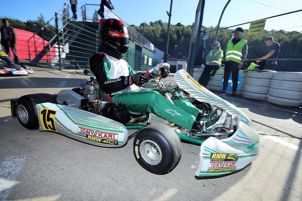 Doppel-Wochenende für RMW motorsport