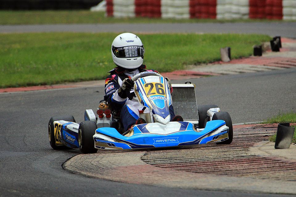 Erfolgreicher Doppeleinsatz für Valier Motorsport