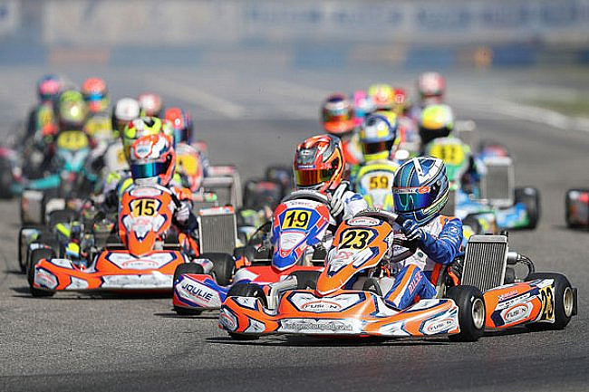 X30 Euro Series feiert Champions