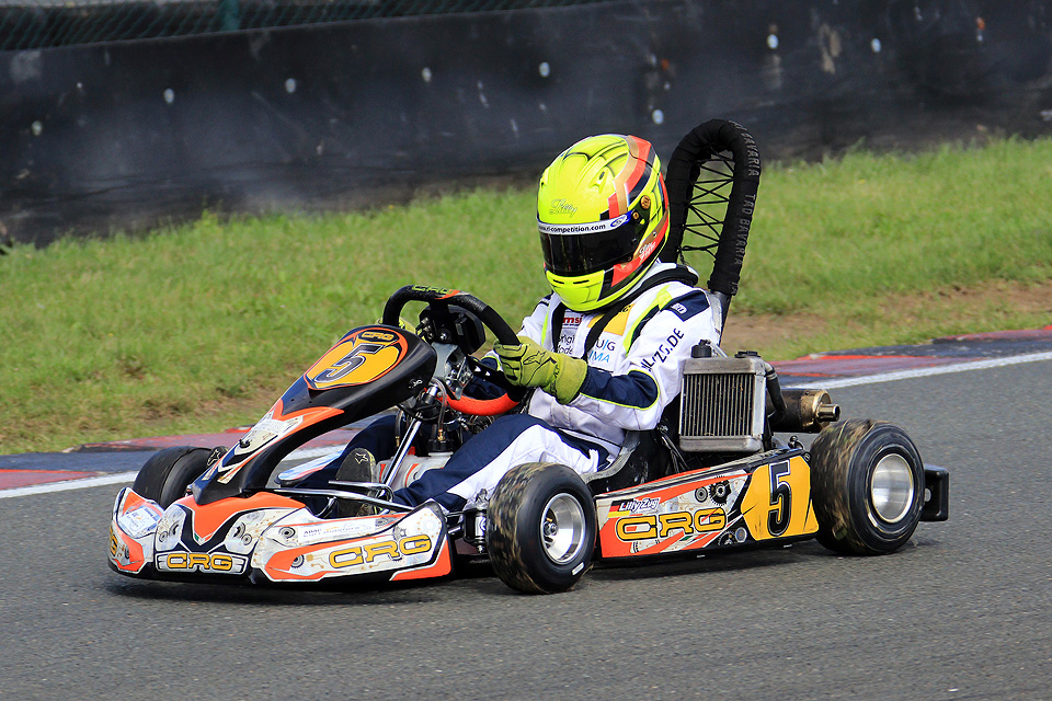 ADAC Kart Cup: RL-Competition gewinnt erneut in der Bambini Klasse