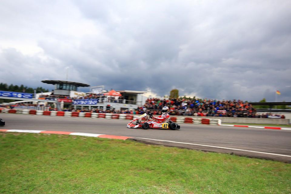 Solgat Motorsport beeindruckt bei Kart-WM