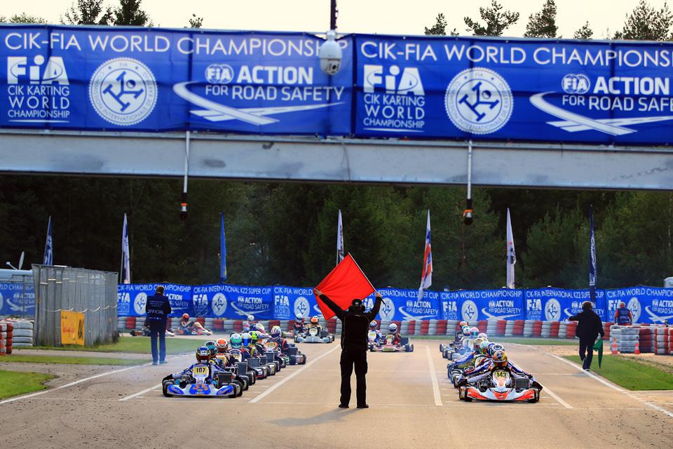 Kart WM Wackersdorf