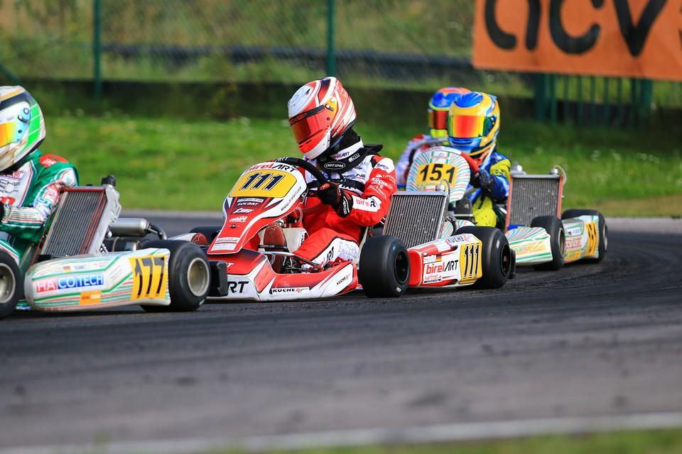 Solgat Motorsport ist weiter gut in Fahrt